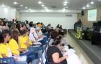 Coordenadora nacional da Pesquisa Perfil da Enfermagem no Brasil apresenta dados de Mato Grosso.