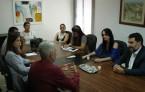 Participaram da reunião, além dos três diretores do Conselho e o deputado, representantes dos setores de Fiscalização, Administração e de Comunicação